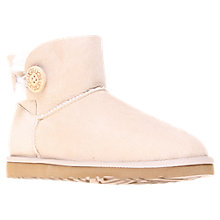 Buy UGG Mini Bailey Button Boots Online at johnlewis.com