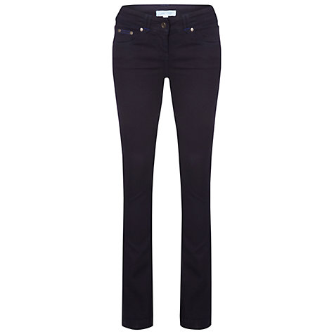 Buy White Stuff Lola Bootcut Jeans, Denim Online at johnlewis.com