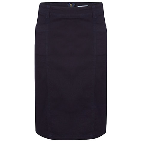 Buy White Stuff Leila Skirt, Dark Denim Online at johnlewis.com