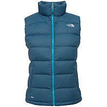 Buy The North Face Women's Nupste Gilet Online at johnlewis.com