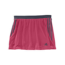 Buy Adidas Girl's Response Tennis Skort Online at johnlewis.com