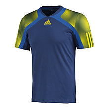 Buy Adidas Tennis Barricade Semi-Fitted T-Shirt Online at johnlewis.com