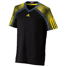Buy Adidas Boy's Tennis Barricade Semi-Fitted T-Shirt Online at johnlewis.com