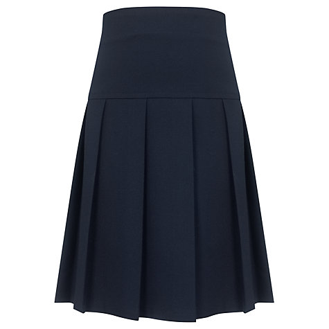 buy lewis adjustable waist panel pleat school