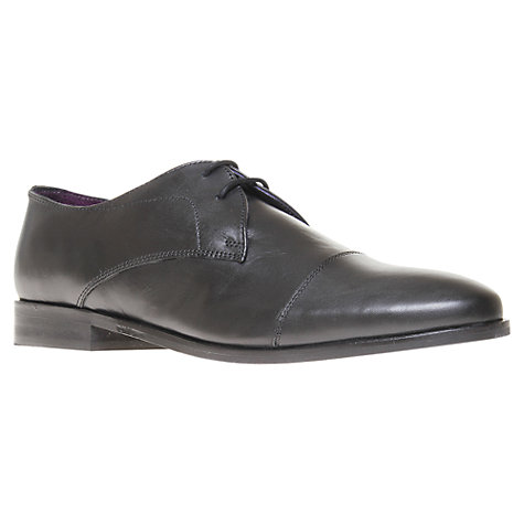 Buy KG by Kurt Geiger Gatland Leather Derby Shoes Online at johnlewis.com