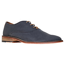 Buy KG by Kurt Geiger Ledger Canvas Oxford Shoes Online at johnlewis.com