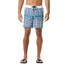Buy Original Penguin Ombre Swim Shorts Online at johnlewis.com