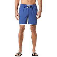 Buy Original Penguin Earl Solid Swim Shorts Online at johnlewis.com