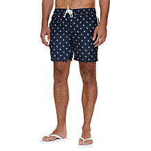 Buy Original Penguin Elastic Volley Fit Swim Shorts Online at johnlewis.com