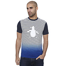 Buy Original Penguin Seine River Blues Graphic T-Shirt Online at johnlewis.com