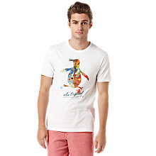 Buy Original Penguin Artiste T-Shirt Online at johnlewis.com