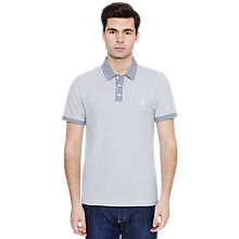 Buy Original Penguin Gingham Check Polo Shirt Online at johnlewis.com