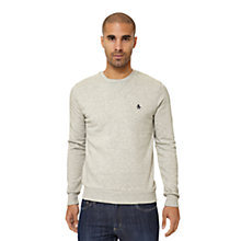Buy Original Penguin Crew Neck Jumper Online at johnlewis.com