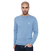 Buy Original Penguin Long Sleeve Dyed Jumper Online at johnlewis.com