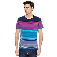 Buy Original Penguin Multi Stripe T-Shirt Online at johnlewis.com