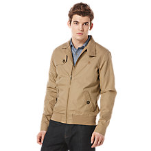 Buy Original Penguin Harrington Flatline Jacket Online at johnlewis.com