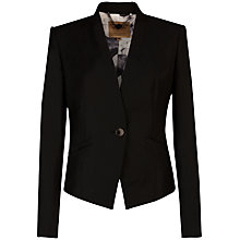 Buy Ted Baker Lavanta Suit Jacket, Black Online at johnlewis.com
