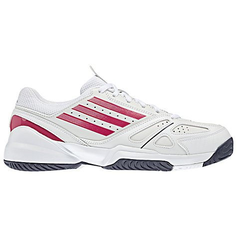 Buy Adidas Girl's Galaxy Elite 2 Tennis Trainers Online at johnlewis.com
