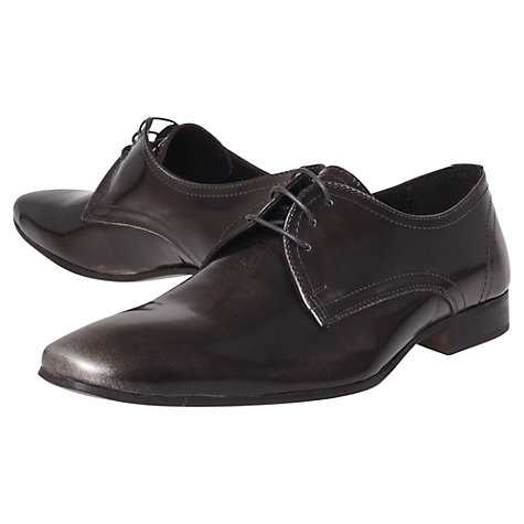 Buy KG by Kurt Geiger Anton Patent Derby Shoes Online at johnlewis.com