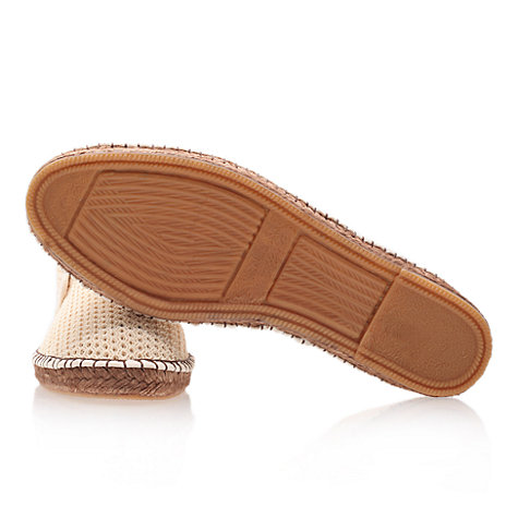 Buy KG by Kurt Geiger Guy Mesh Lace Up Espadrilles Online at johnlewis.com