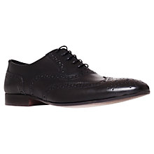 Buy KG by Kurt Geiger Killington Leather Brogue Oxford Shoes Online at johnlewis.com