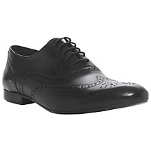 Buy Dune Appraisal Leather Brogue Oxford Shoes Online at johnlewis.com