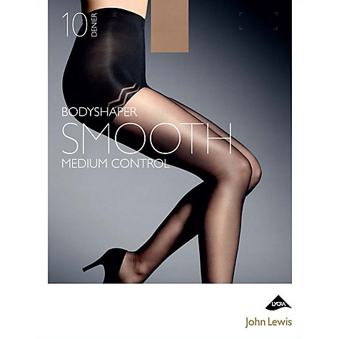 Buy John Lewis 10 Denier Smooth Body Shaper Tights Online at johnlewis.com