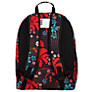 Buy John Lewis Senior Floral Backpack, Red/Multi Online at johnlewis.com