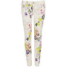 Buy Ted Baker Summer Bloom Printed Jeans Online at johnlewis.com