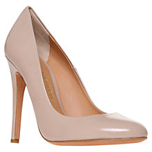 Buy Kurt Geiger Eden Leather Court Shoes Online at johnlewis.com