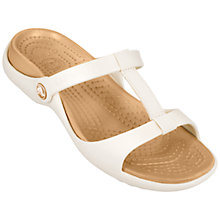 Buy Crocs Cleo III Sandals Online at johnlewis.com