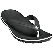 Buy Crocs Crocband Flip Sandals Online at johnlewis.com