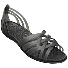 Buy Crocs Huarache Flat Sandals Online at johnlewis.com