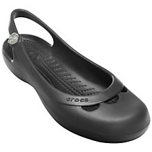 Buy Crocs Jayna Slingback Sandals Online at johnlewis.com