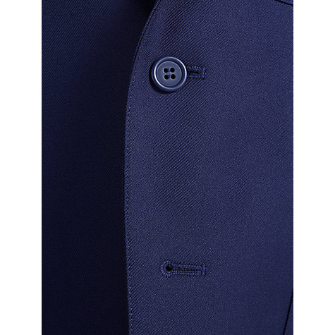 Buy John Lewis Boys' School Eco Blazer, Royal Blue Online at johnlewis.com