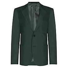 Buy John Lewis Boys' School Eco Blazer, Bottle Green Online at johnlewis.com
