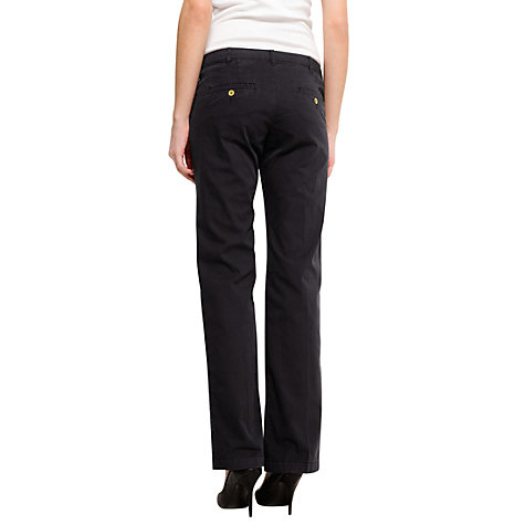 Buy Mango Straight Cut Chino Trousers Online at johnlewis.com