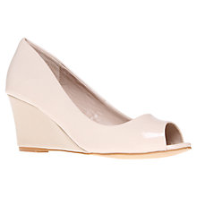 Buy Carvela Ask Wedge Court Shoes Online at johnlewis.com
