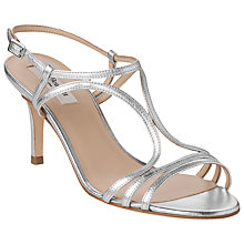 Buy L.K. Bennett Maria Heeled Sandal Online at johnlewis.com