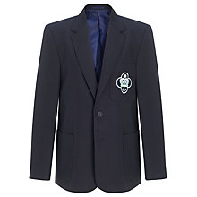 Buy St Mary's Catholic School Boys' Blazer, Navy Online at johnlewis.com