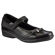 Buy Clarks Daisy Rain Shoes, Black Online at johnlewis.com