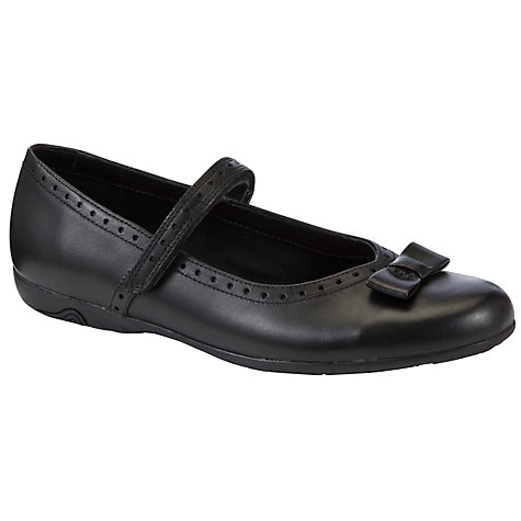Buy Clarks No Breeze Shoes, Black Online at johnlewis.com