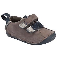 Buy Clarks Cruiser Time Shoes, Grey Online at johnlewis.com
