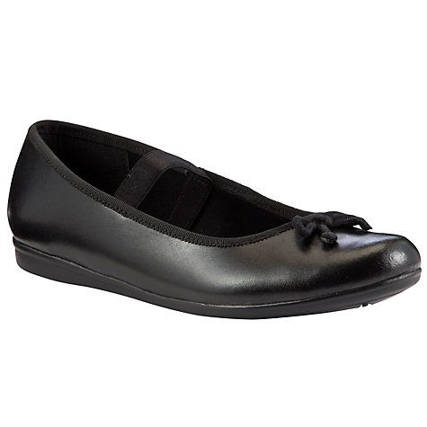 Buy Clarks Dance Bliss Shoes, Black Online at johnlewis.com