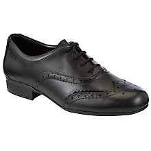 Buy Clarks Oriel Ash Shoes, Black Online at johnlewis.com