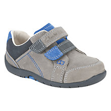 Buy Clarks Softly Go Shoes, Slate Online at johnlewis.com