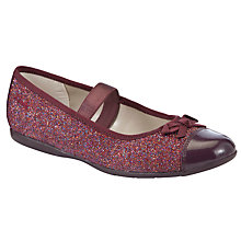 Buy Clarks Dance Spark Elasticated Strap Shoes Online at johnlewis.com