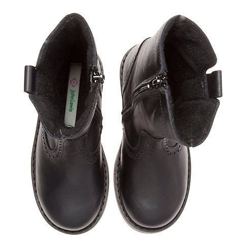 Buy John Lewis Isobel Leather Boots Online at johnlewis.com