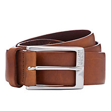 Buy Hugo Boss Elberio Leather Belt Online at johnlewis.com