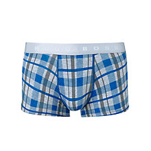 Buy Hugo Boss Inno Check Trunks Online at johnlewis.com